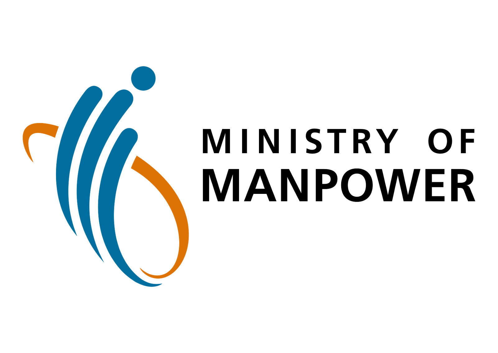 Ministry of manpower logo vector
