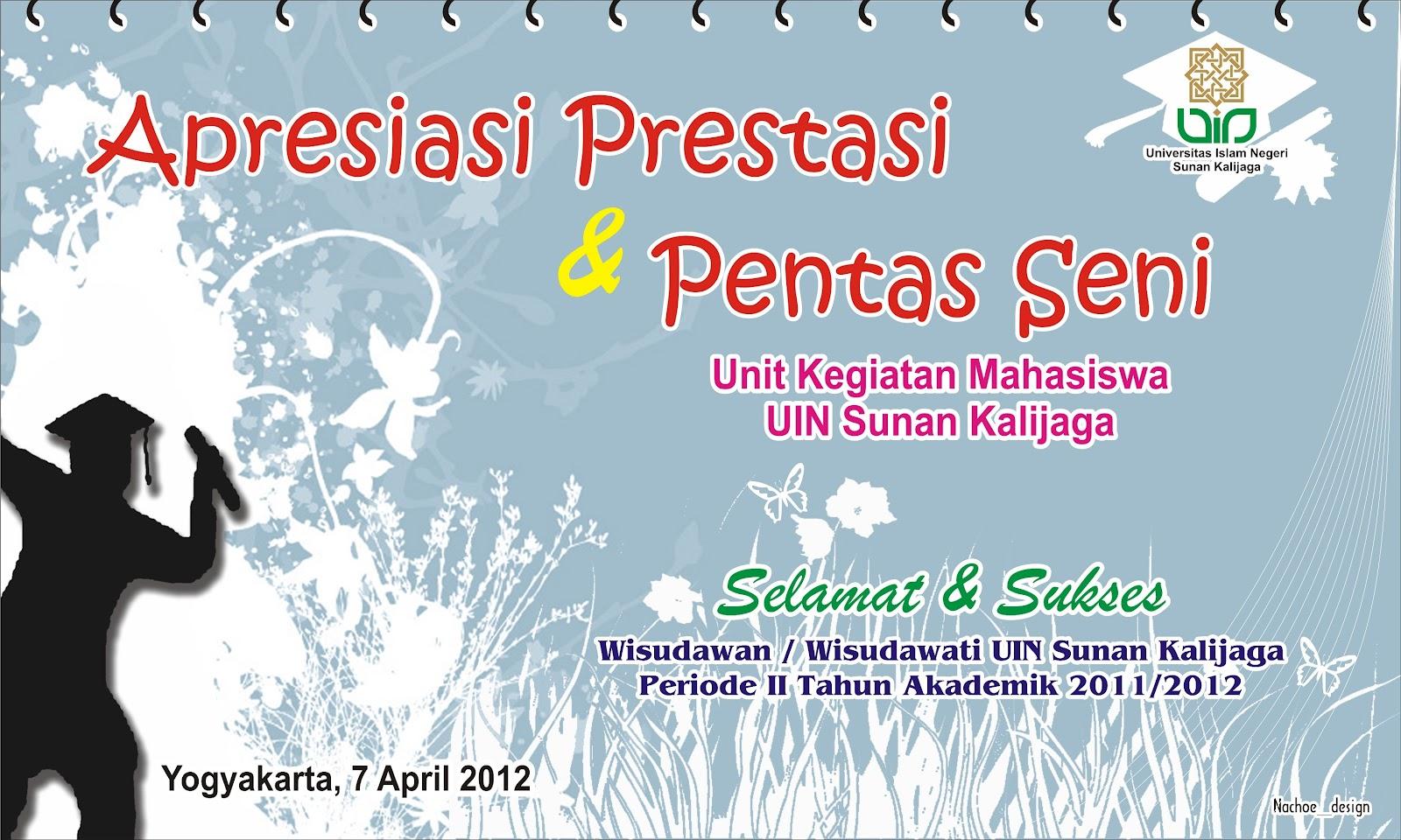 Design banner wisuda - Design Banner Wisuda Uin Jogja