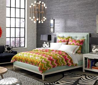 Schlafzimmer Bunt schlafzimmer deko ideen