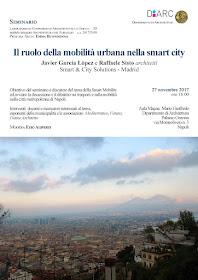 Convegno sulla mobilità urbana