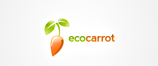 A 26 Crunchy Carrot Logo Designs Collection