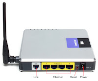 install a linksys wag200g