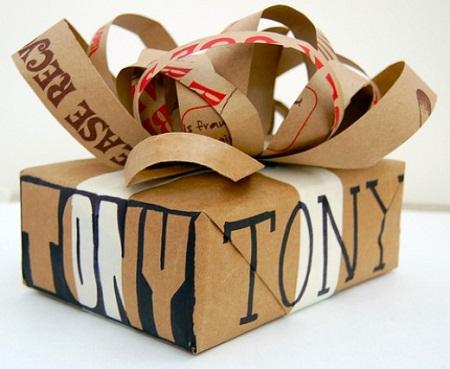 10 ideas para reciclar papel accesorios - Regalos navidad mama ...