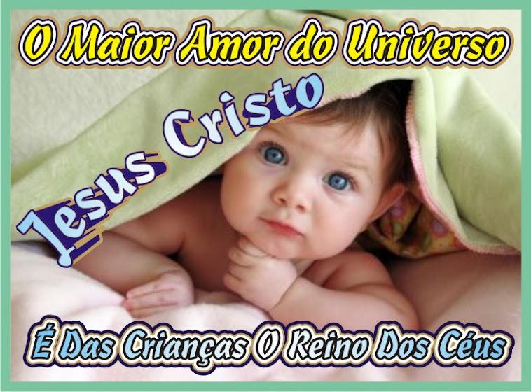 O Maior Amor do Universo Yeshua Jesus
