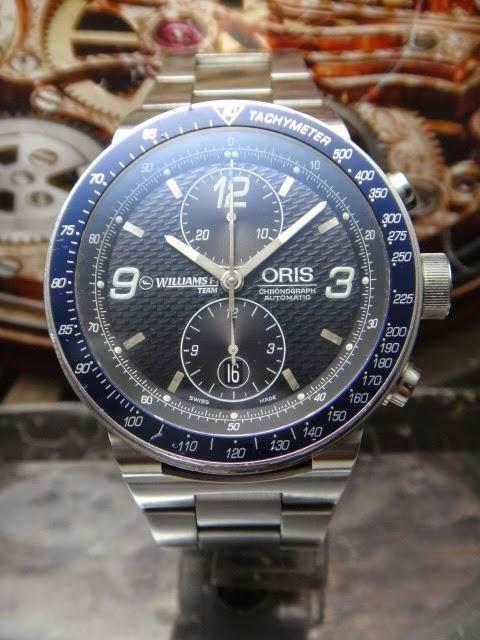 Oris Williams f1 Team Limited Edition 152 Oris Williams f1 Team