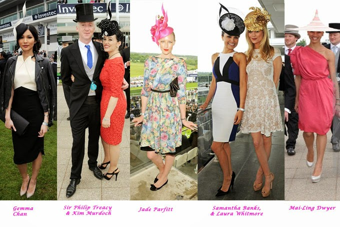 Investec Epsom Derby Fashion