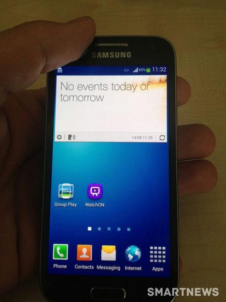 Samsung, Android Smartphone, Samsung Smartphone, Smartphone, Samsung Galaxy S4 Mini, Galaxy S4 Mini