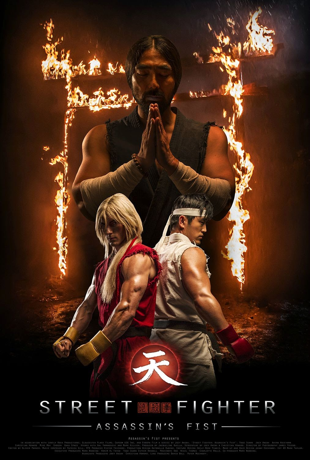 IL FILM DAL VIVO DI STREET FIGHTER, TRAILER DI ASSASSIN'S FIST