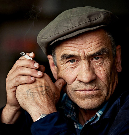elderly man portrait - photo #27