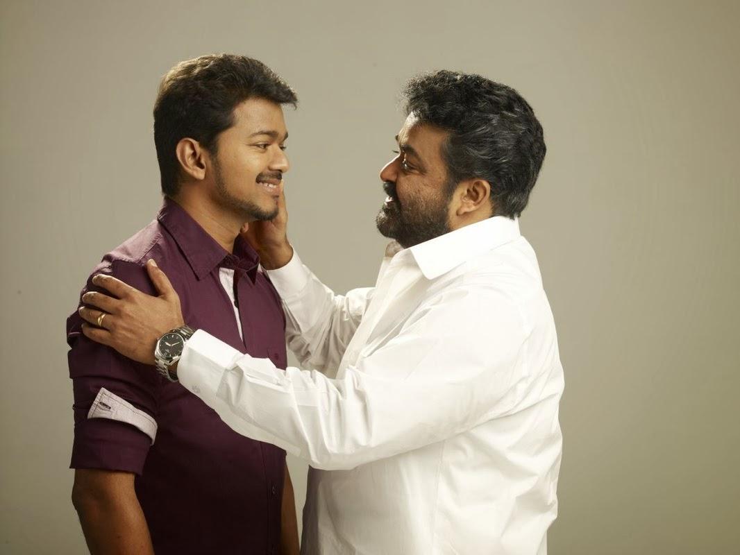Download | Vijay & Mohanlal Jilla Stills |Vijay & Kajal Aggarwal jilla