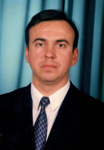 Dr. Bandazhevsky when he was Founding President at Gomel State Medical Univ.
