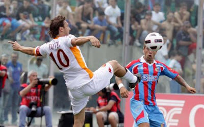 Highlights Catania-Roma 2-1 Video Gol Sky