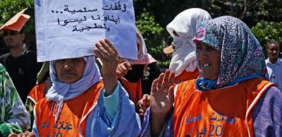 Marocco. La battaglia delle soulaliyate