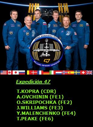 Expedición 47