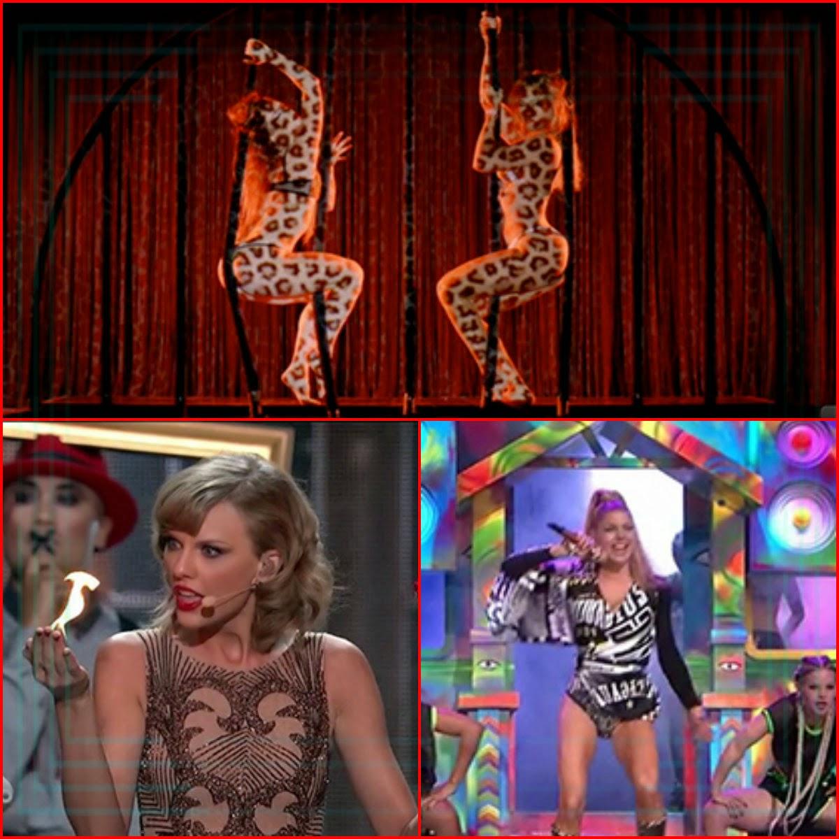 The Illuminati Symbolism Involvement On The American Music Awards 2014