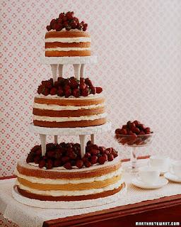 pasteles de boda martha stewart+(5) Pasteles de boda muy originales