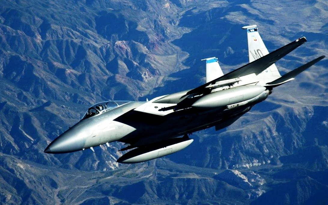 hd wallpaper eagle. F-15 Eagle wallpaper 1