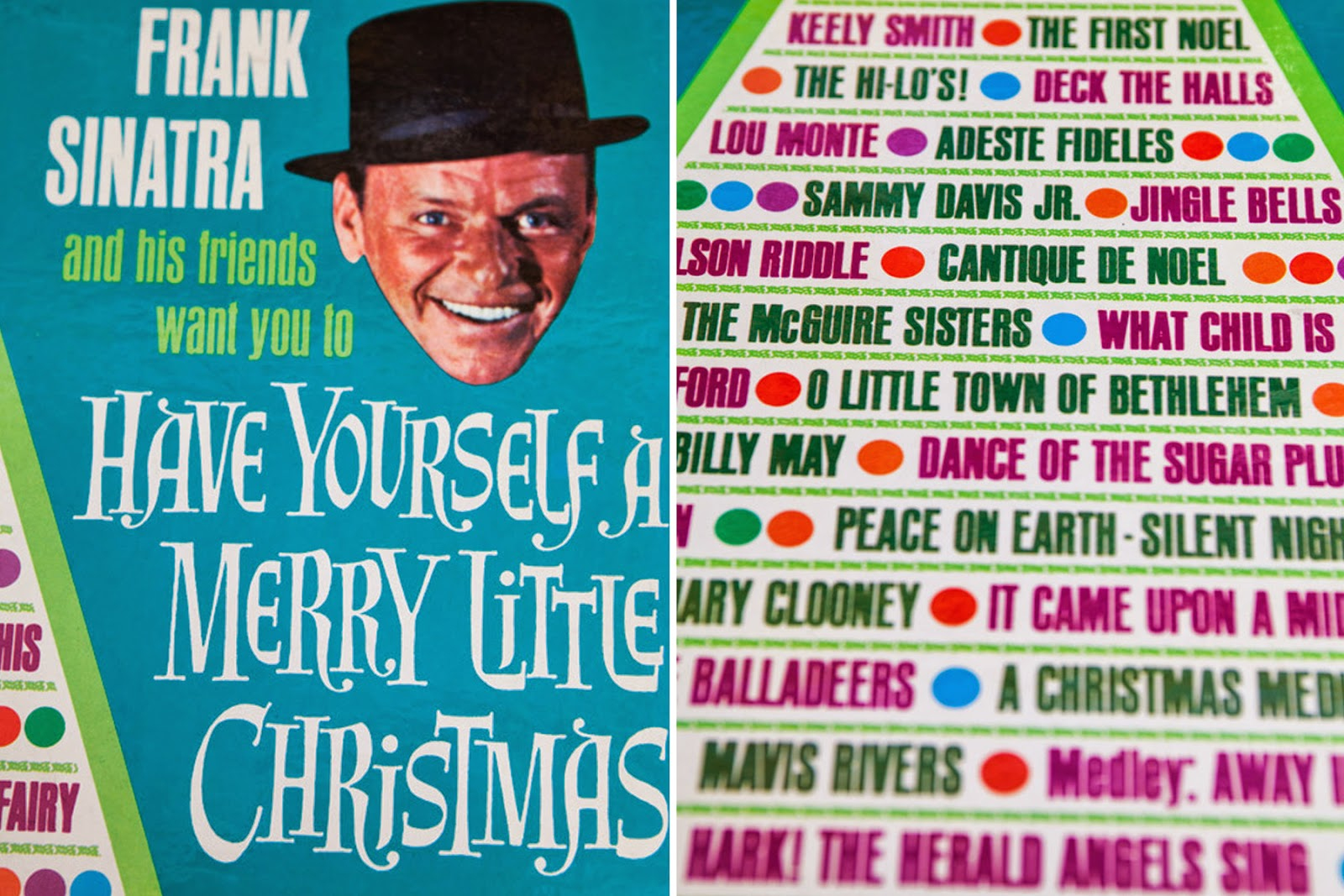 my family never had records to discover them as an adult has been such a wonderful experience for me - Have Yourself A Merry Little Christmas Frank Sinatra