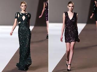 modelos de Vestidos com Brilho