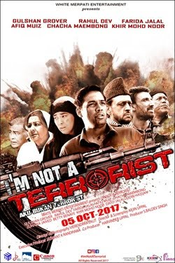 5 OKT 2017 - I'M NOT A TERRORIST (MALAY)