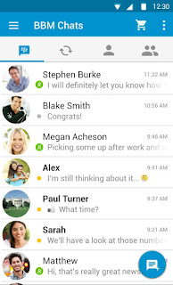 Download BBM Android Beta Working