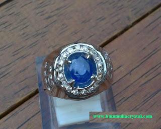blue safir