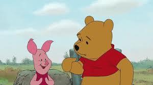 Pooh and Piglet Winnie the Pooh 2011 Disney movie