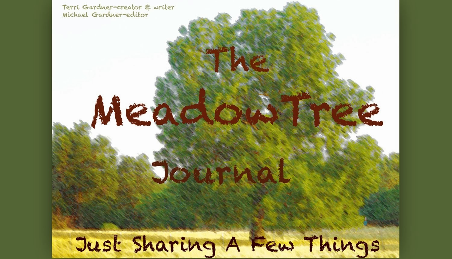 The MeadowTree Journal
