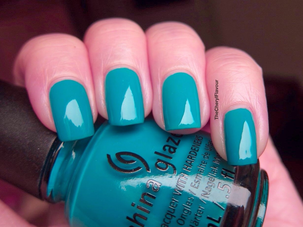 China Glaze Wait N Sea
