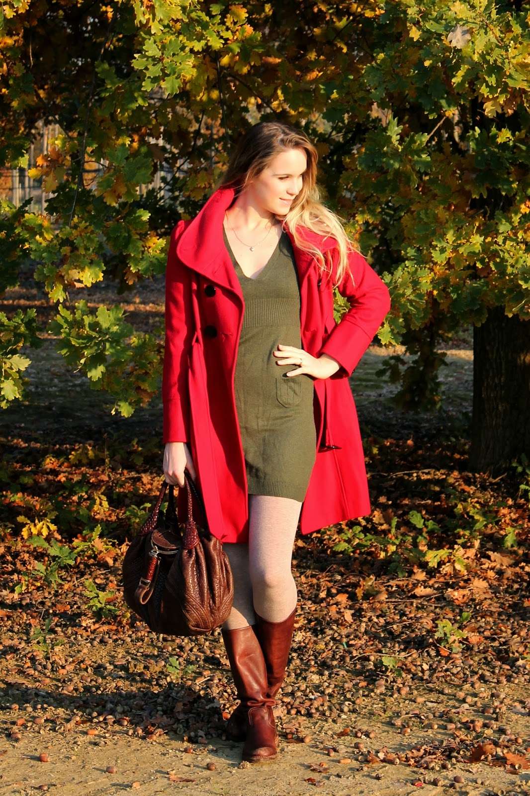 blonde italian fashion blogger