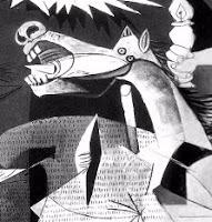 Guernica, Picasso: cubismo