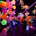 En China, hasta la Mona Lisa en la fiesta de los globos