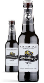Old Engine Oil porter by Harviestoun