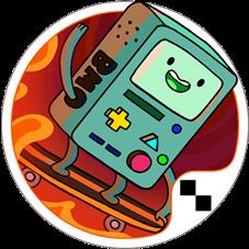 ski-safari-adventure-time-android-completo