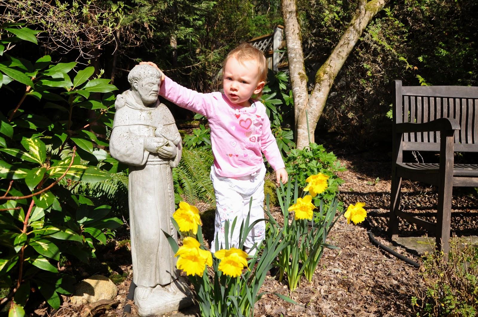 St Francis Garden Statues