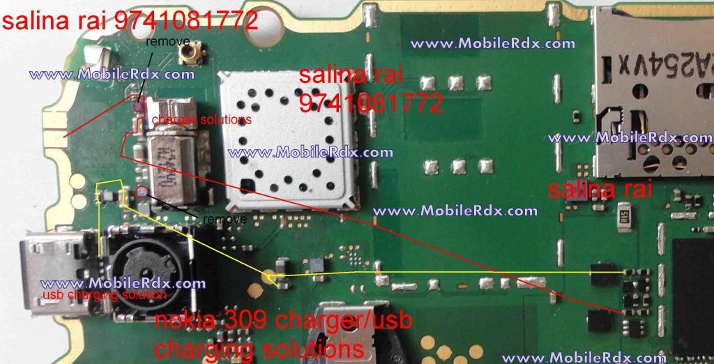 asha 310 charging problem jumper solutionnote every diagram we post on mobilerdx com is tested by one or more members of our team