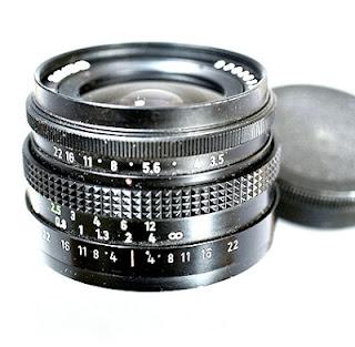 Baagian body lensa