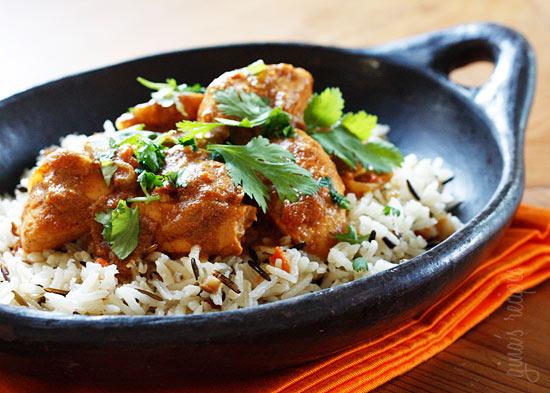 Skinny Chicken Tikka Masala | Skinnytaste