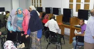 سقوط الشبكة الإلكترونية الرئيسية لتنسيق طلاب الثانوية العامة مع بداية المرحلة الثانية اليوم