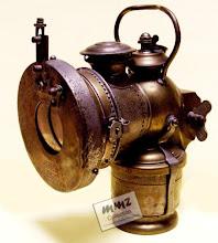 Lampu Karbit.