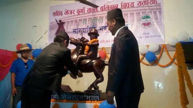 Sikkim Gorkha Jagaran Sangh organised a day long 'Balidaan Diwas'