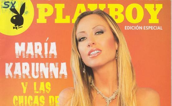 Fotos De Maria Karuna Posando Desnuda En Revista Playboy