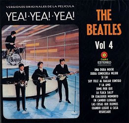 Beatles Yea Yea Yea Vol 4