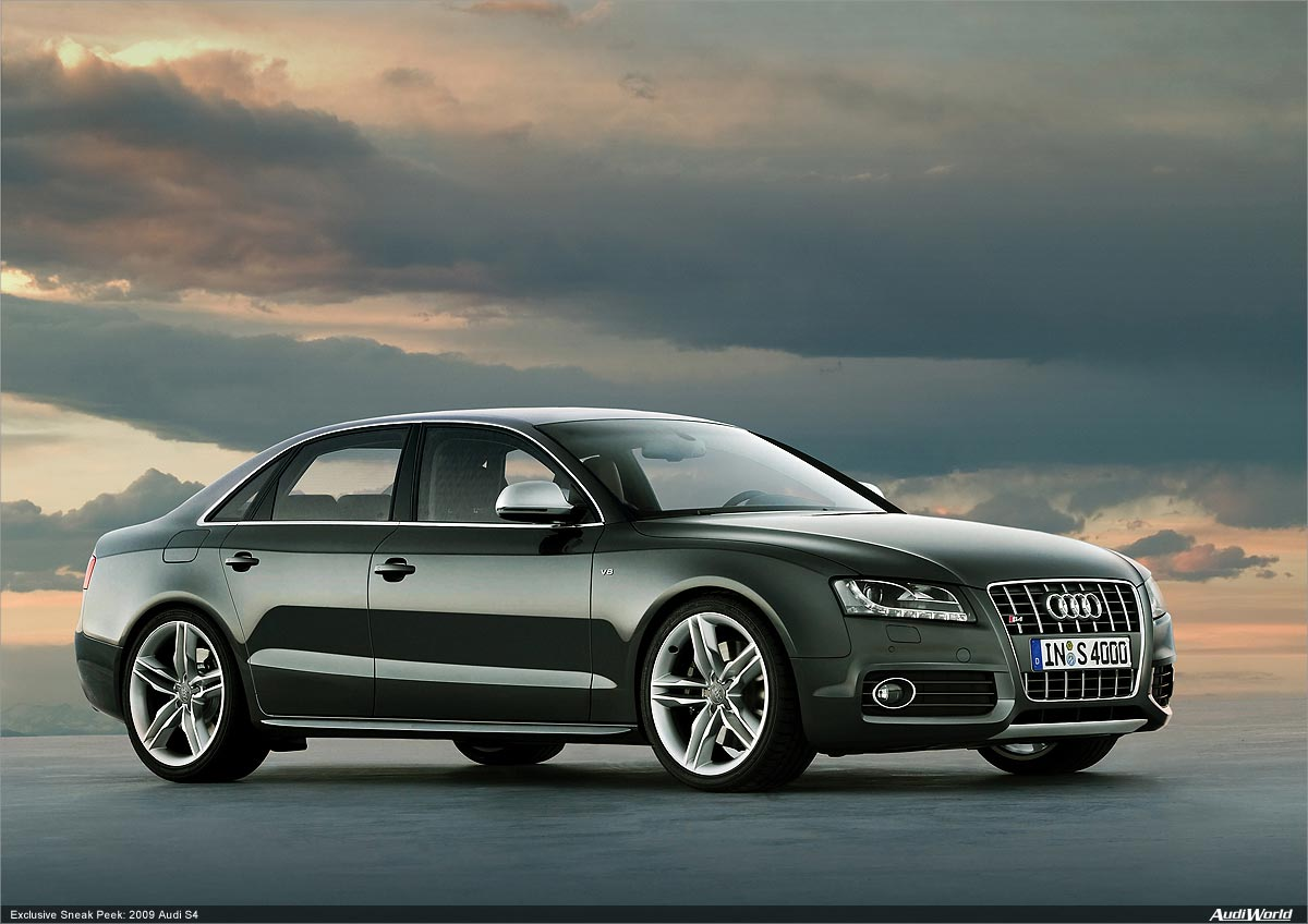 Wallpapers Audi A4