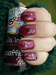 Nails Inc Romilly Street