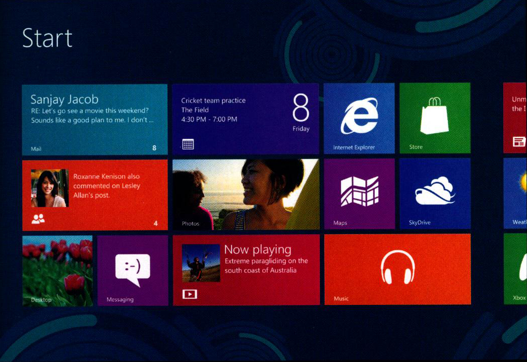 user interface design guidelines microsoft