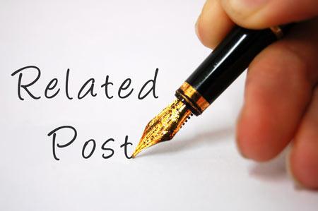 Pasang Related Post Artikel Terkait dengan Fungsi Scrolling