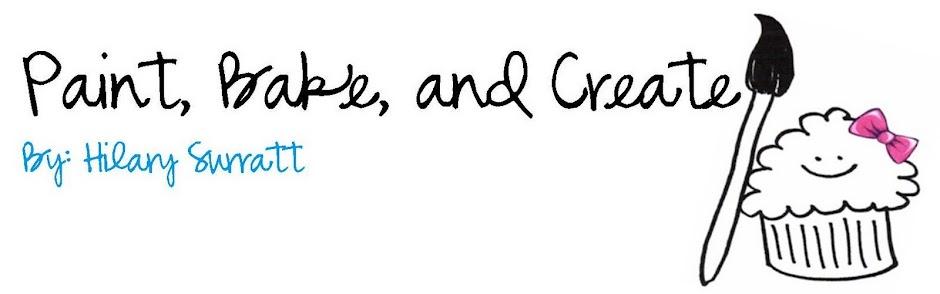 paint, bake, & create