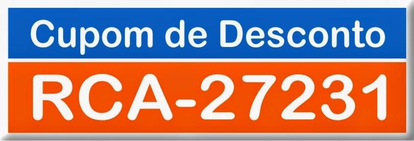 Cupom de Desconto: RCA-27231