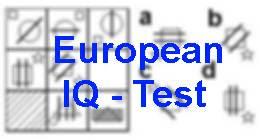 Το Ευρωπαϊκό τεστ νοημοσύνης-ευφυίας. European IQ Test